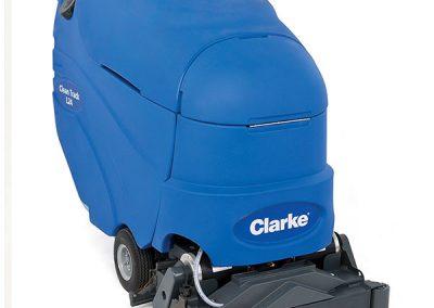 Clarke Clean Track