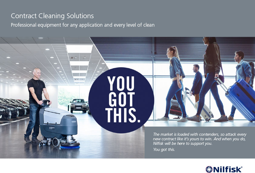 Contract Cleaning Specific Equipment-Brochure