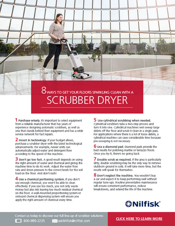 Contract Cleaning Floorcare Tips and Tricks