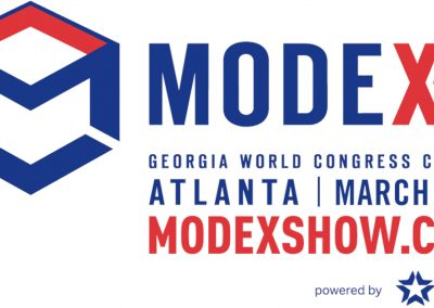 JOIN US AT MODEX 2020 – Booth #1024